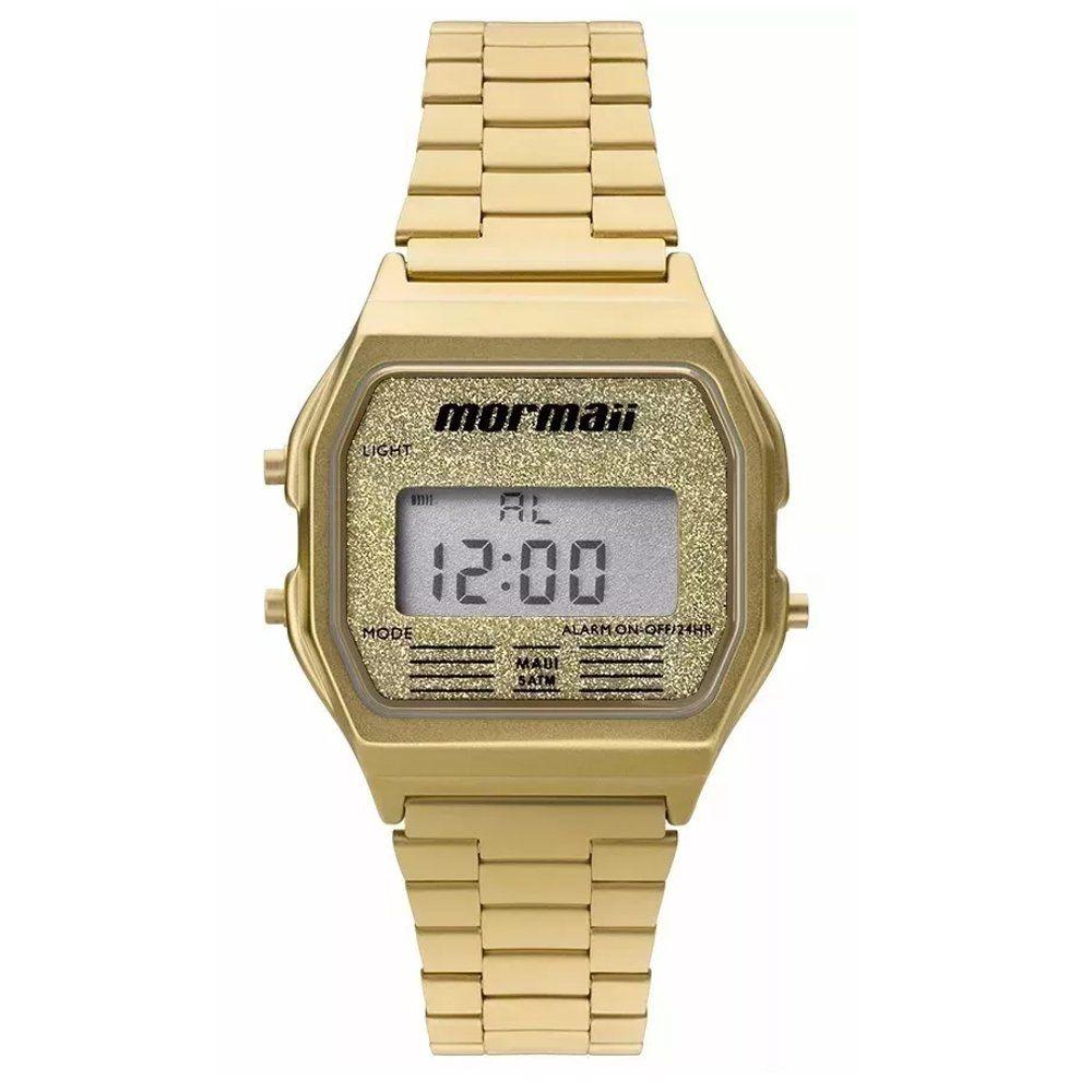 a5c5309c3a7 relógio mormaii vintage feminino mojh02ad 4b. Carregando zoom.