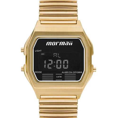 relógio mormaii vintage mojh02au/4d