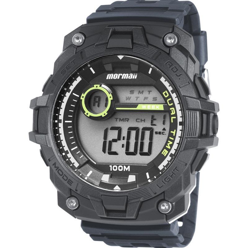 c356d4a72 relógio mormaii wave masculino mo11270cc/8a - nota fiscal. Carregando zoom.