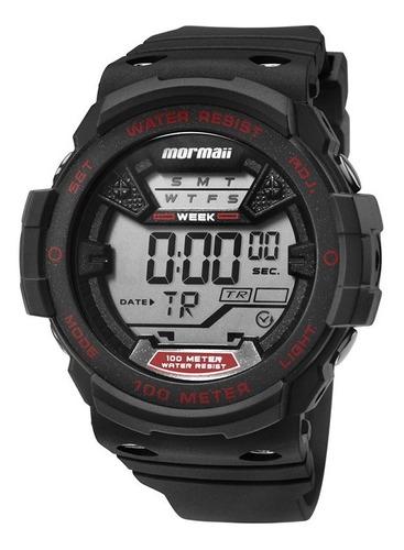 relógio mormaii wave mo3480a8r