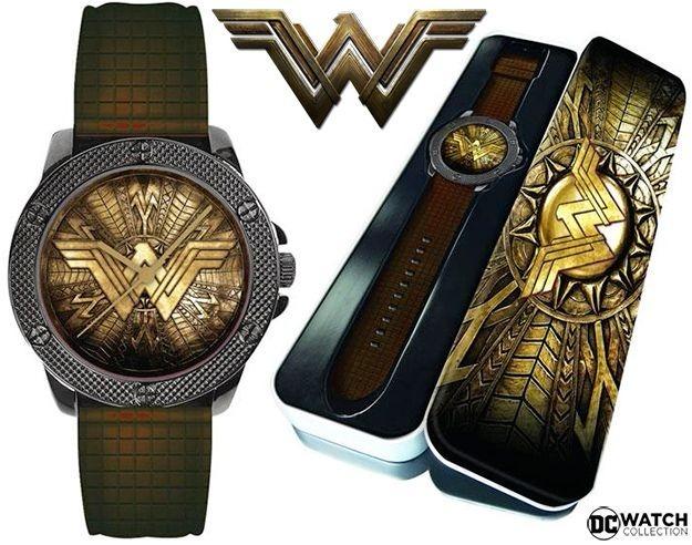 721d13984e6 Relógio Mulher Maravilha - Watch Wonder Woman - Psfmonteiro - R  299 ...