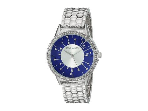 relógio mulher steve madden importado texturizado original