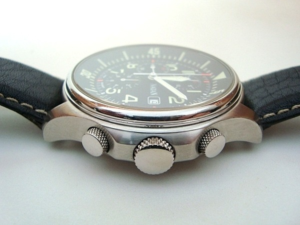 c8ba16e4c9e Relógio Natan Automático Chronographo Montpellier - R  3.900