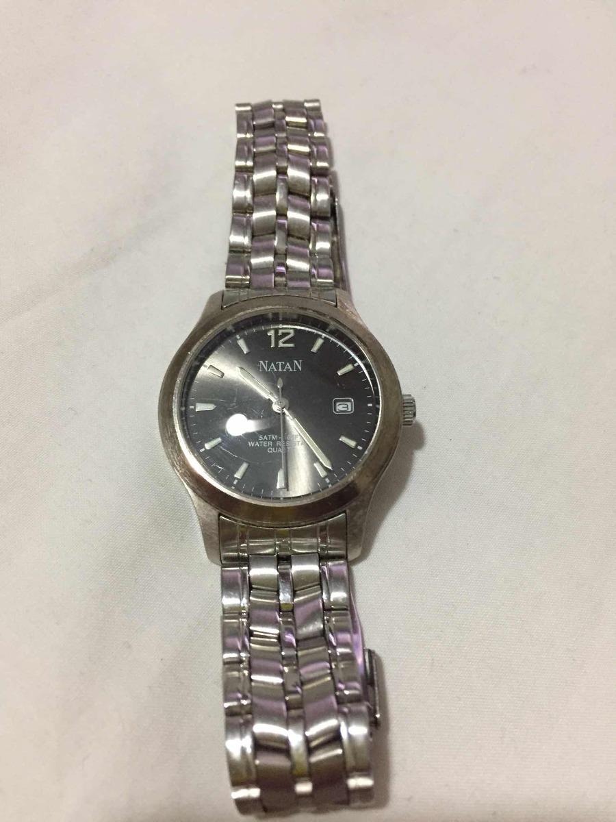 db430715f47 relógio natan masculino clássico. Carregando zoom.
