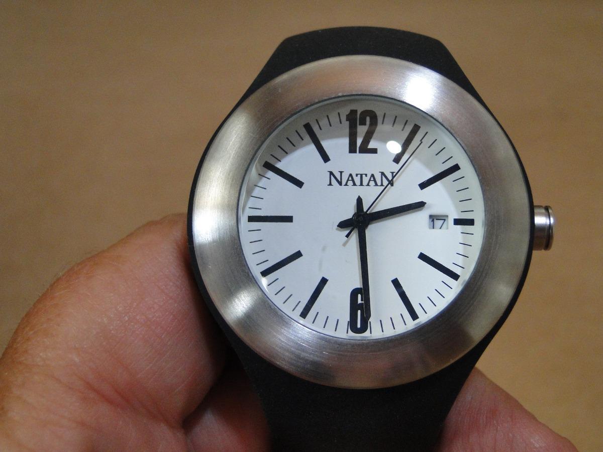 7ff347f6f76 relógio natan masculino - novo. Carregando zoom.