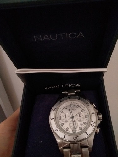 relógio náutica a33500 original novo na caixa (usado 1x)