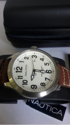 relógio náutica n10005