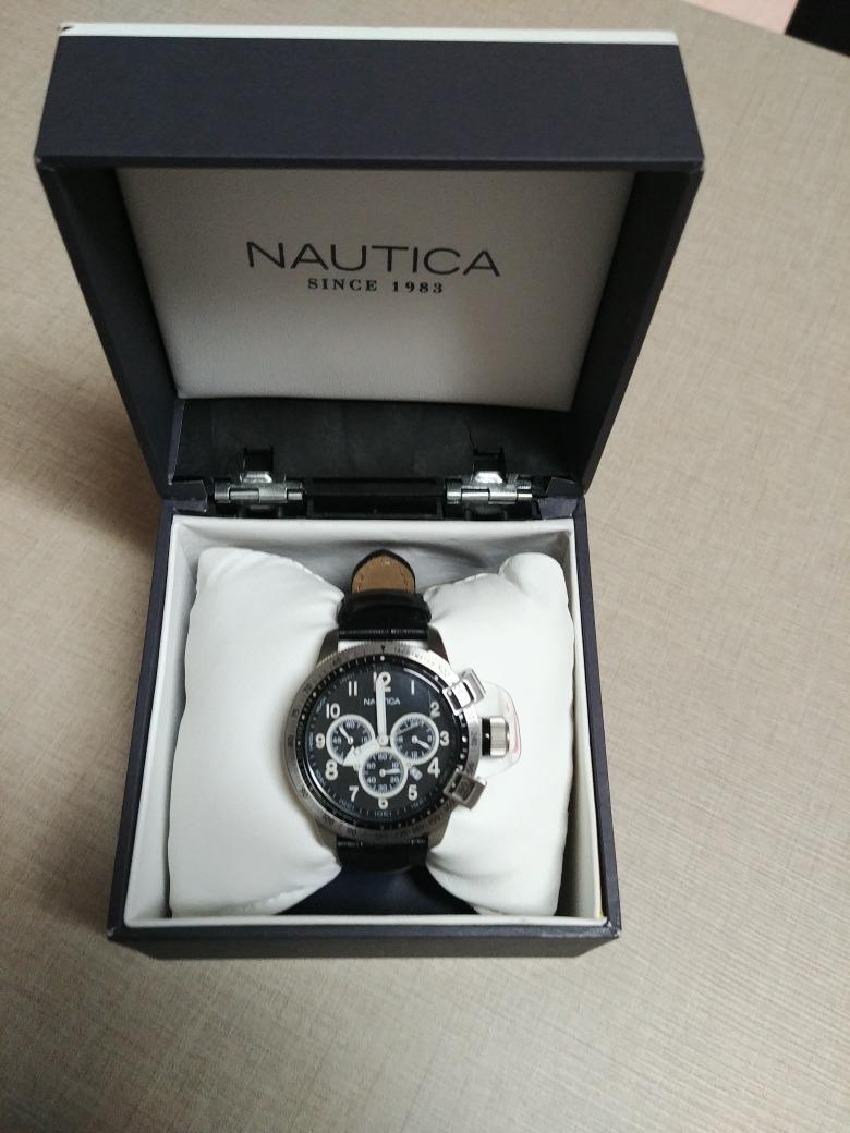 d40fe28ca51 relógio nautica n18527l (vitrine). Carregando zoom.
