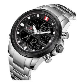 Relógio Naviforce Masculino Digital Esportivo Original