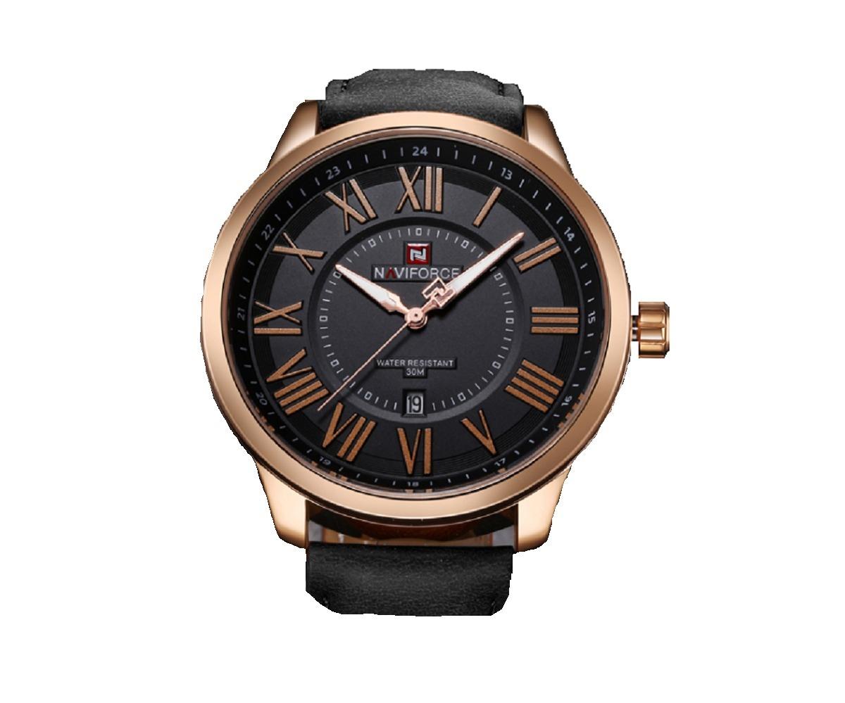 eae164f8ee0 Relógio Naviforce Nf9126 Novo A Pronta Entrega - R  139