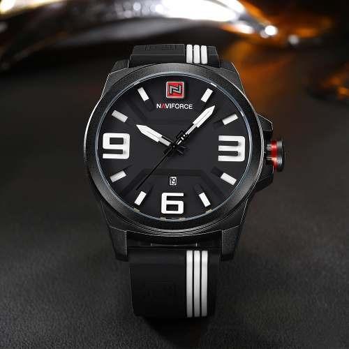 relógio naviforce original modelo 9098