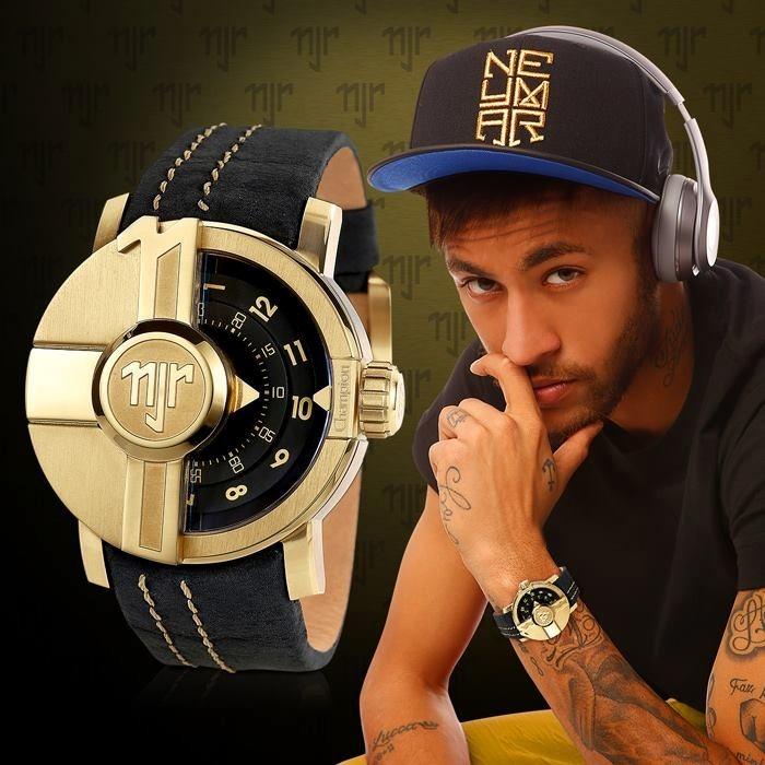 895d2deaef8 Relógio Neymar Jr Champion Quartz Nj30079z - R  562
