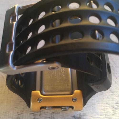 0ceaf8b70d1 Relógio Nike Cage Gold Black Wc-0071 Importado Aceito Trocas - R ...