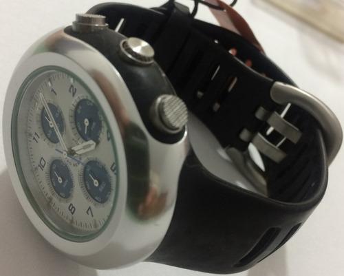 relógio nike oregon chrono novo original