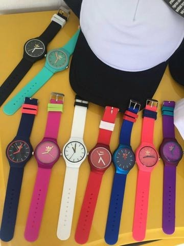 f5cc250031a Relógio Nike Silicone Feminino - R  25