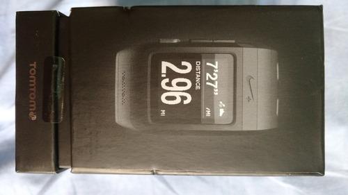 a1b700c7853 Relógio Nike + Sportwatch Gps Tomtom Pulseira Quebrada - R  199