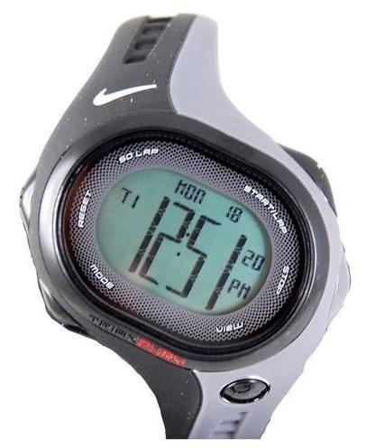 relógio nike - wr0141-005 - triax fury 50 laps regular