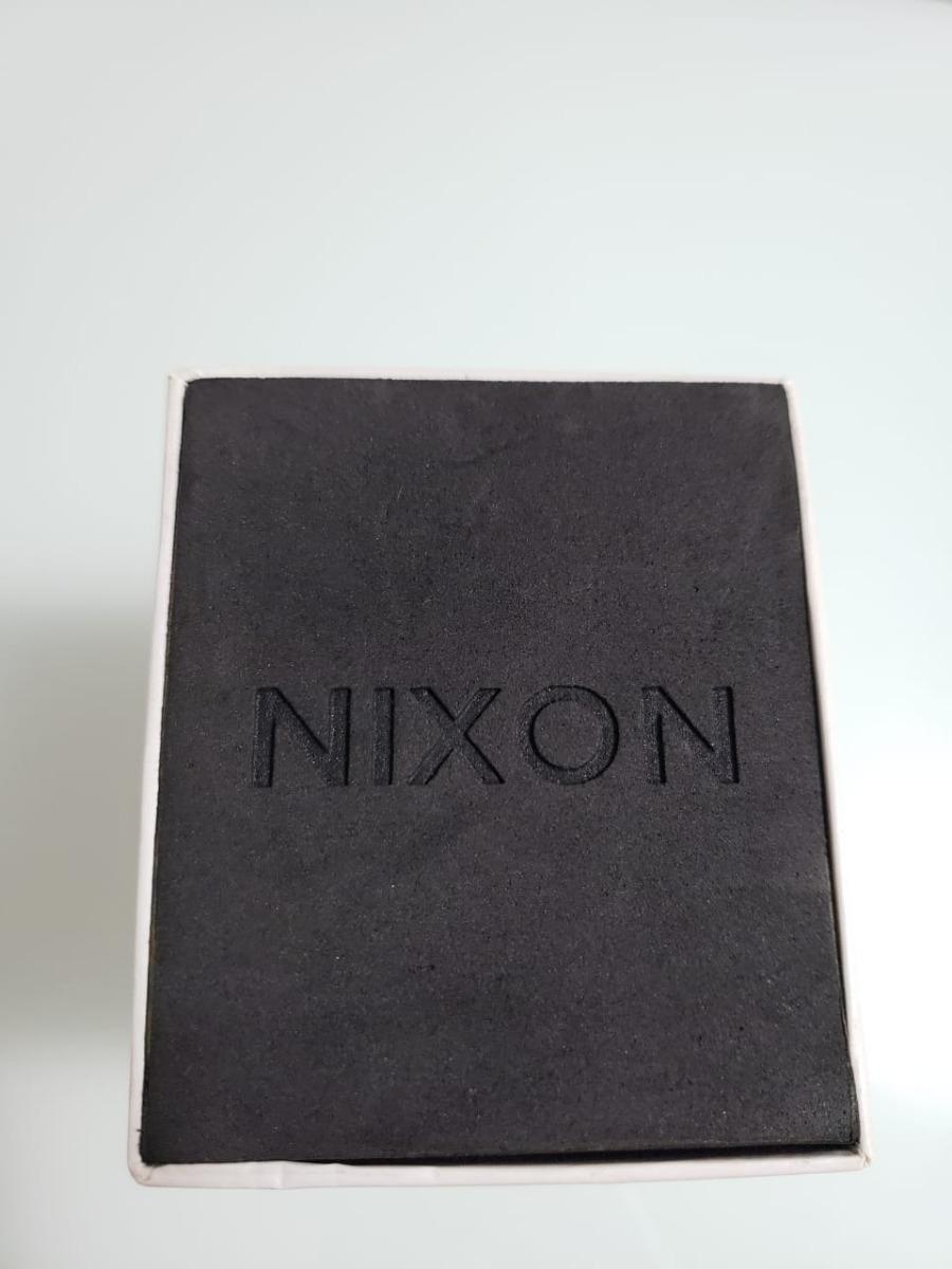 71b02a5dc38 relógio nixon 51-30 tide watch - prata original. Carregando zoom.