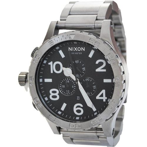 586130c5111 Relógio Nixon Chrono Men 51-30 Original + Caixa + Garantia - R  568 ...