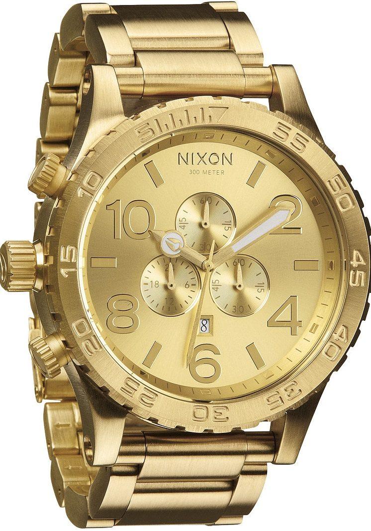 aa002d34f73 relógio nixon chrono men´s 51-30 original + caixa + garantia. Carregando  zoom.