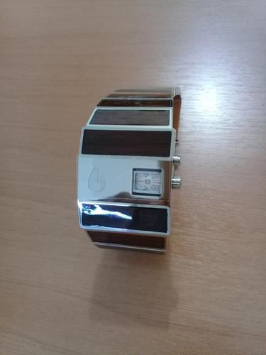 relógio nixon rotolog original novo
