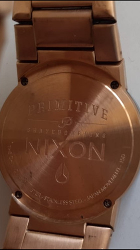 relógio nixon skateboarding único no site raríssimo !