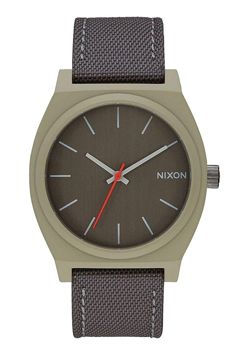 1d14b32e4df relógio nixon time teller watch sage - 273285. Carregando zoom.