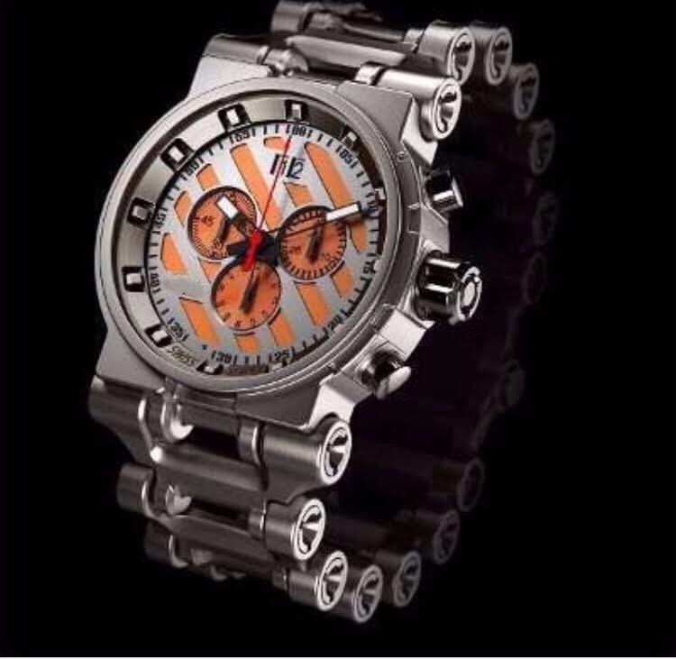 56a10657505 Relógio Oakley Aço Inox Tank Machine Frete Gratis - R  102