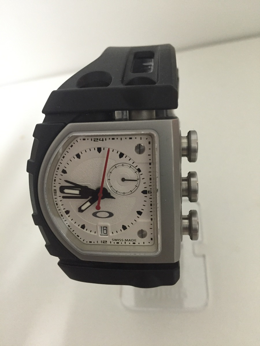 rel gio oakley fuse box r 950 00 em mercado livre rh produto mercadolivre com br oakley fuse box for sale oakley fuse box watch manual