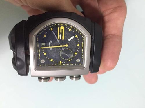 relógio oakley fuse - original