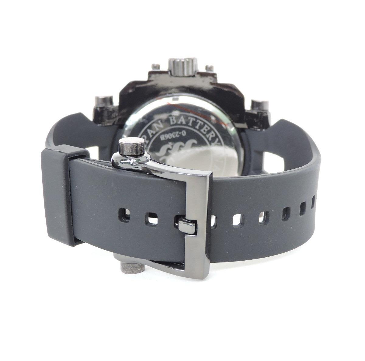 f309f2f89f3 Relógio Oakley Gearbox - Promocao Com Caixa
