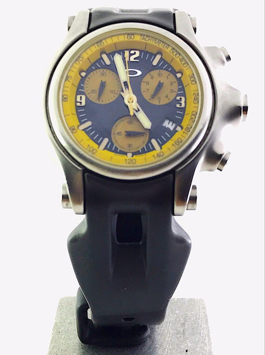 386ead4382d relógio oakley holeshot 100% original. Carregando zoom.