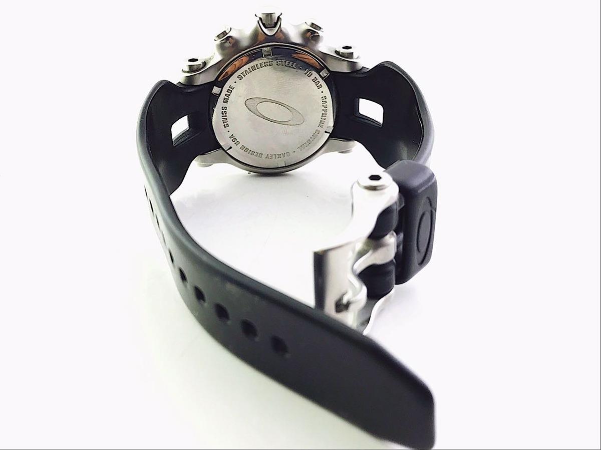 f2905ac3f6f relógio oakley holeshot 100% original. Carregando zoom.