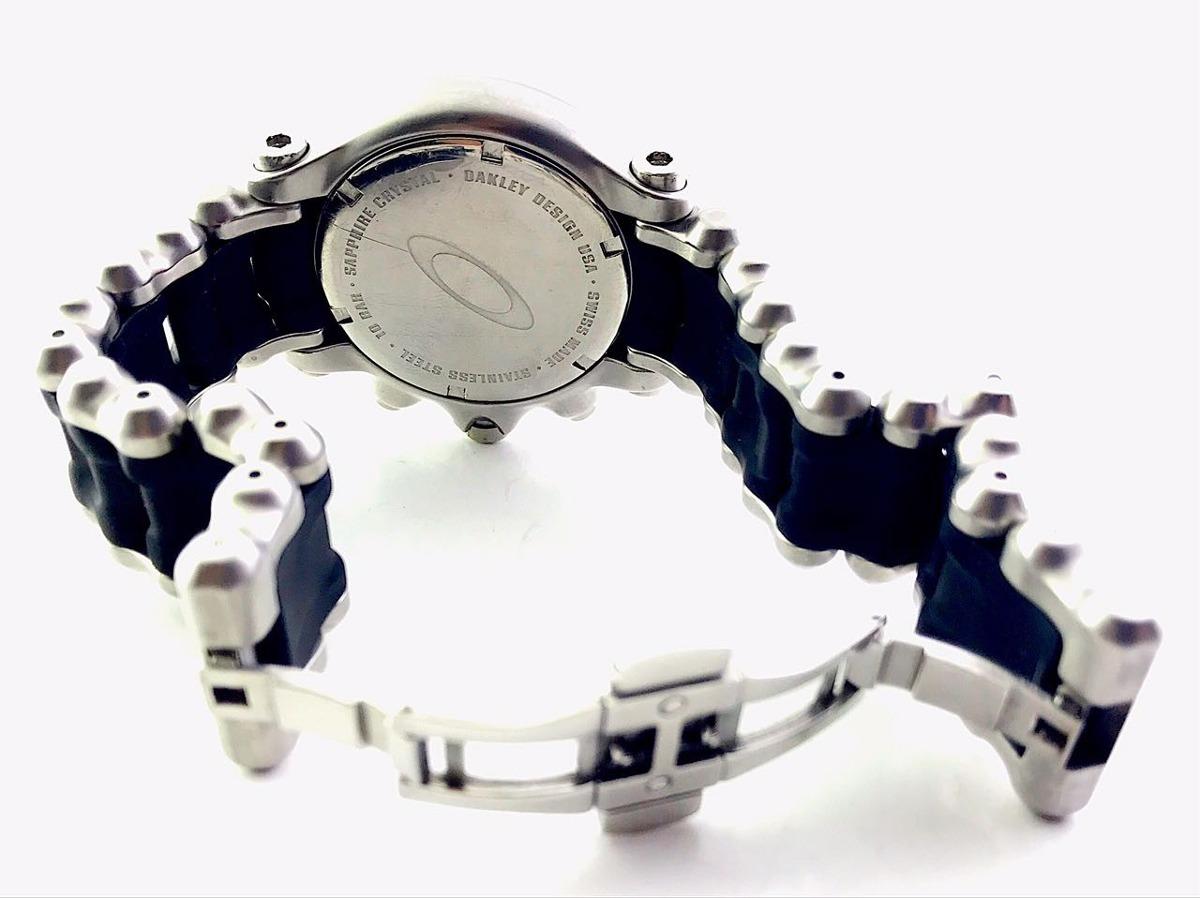 64271fd034f Relógio Oakley Holeshot Bracelete Frete Grátis Sem Juros Carregando Zoom