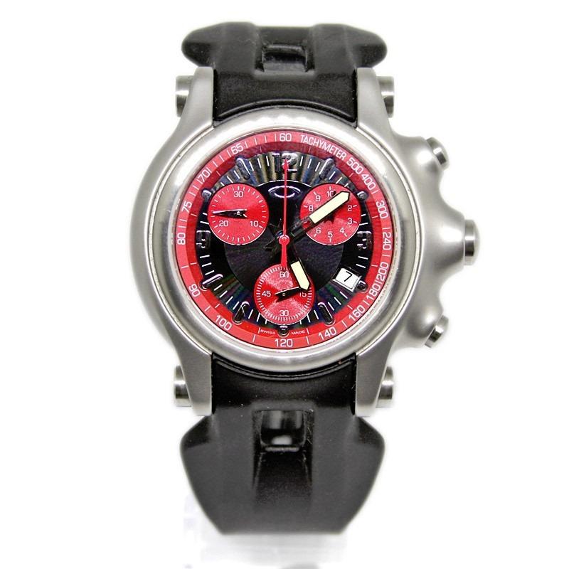 adc74c32b7b relógio oakley holeshot chronograph limited edition. Carregando zoom.