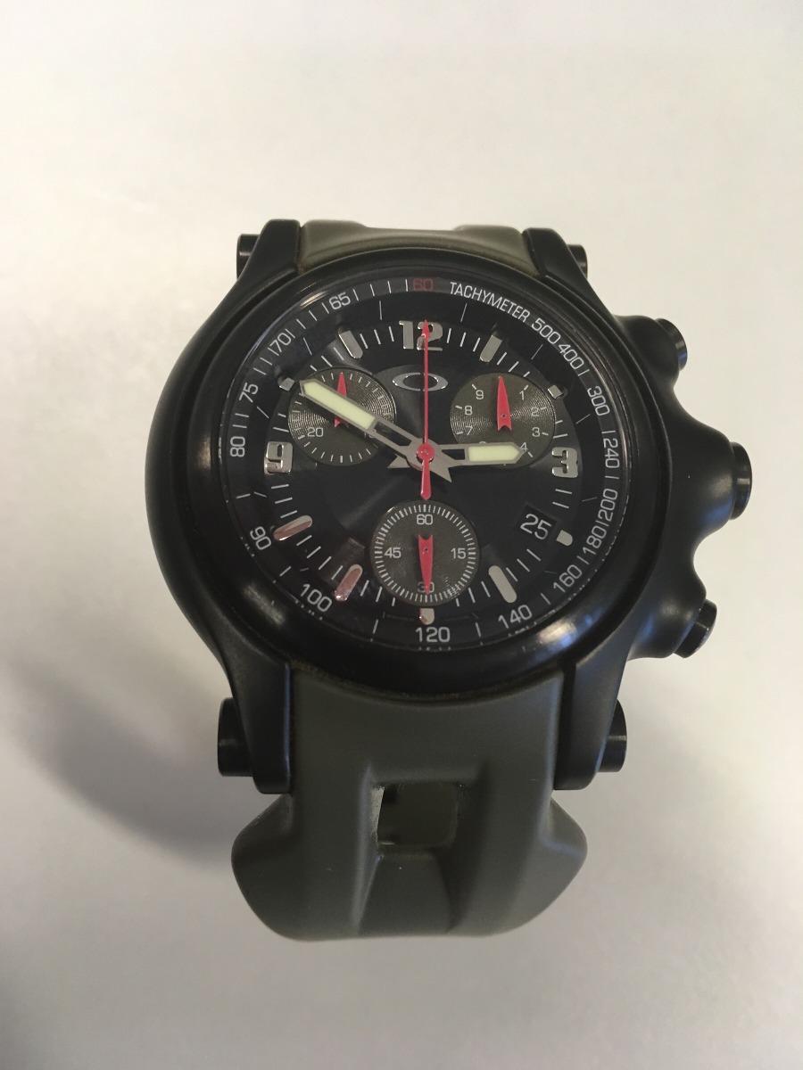 f72b8776200 Relógio Oakley Holeshot (edição Limitada) - O Mais Barato ! - R ...