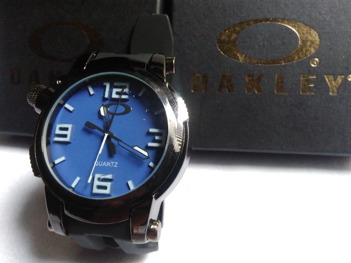 2e6e4b523a7 relógio oakley masculino holeshot. Carregando zoom.