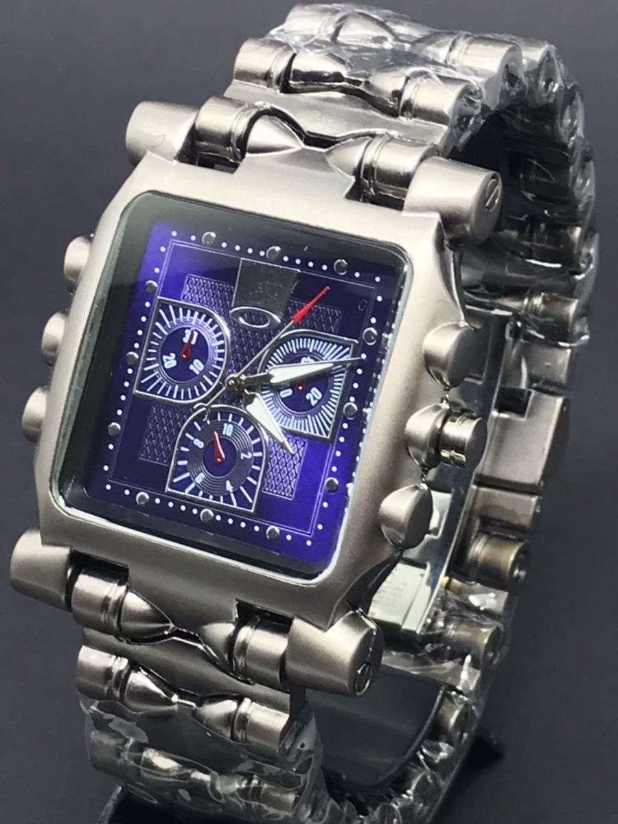 fab6d08ee99b7 relógio oakley minute machine. Carregando zoom.