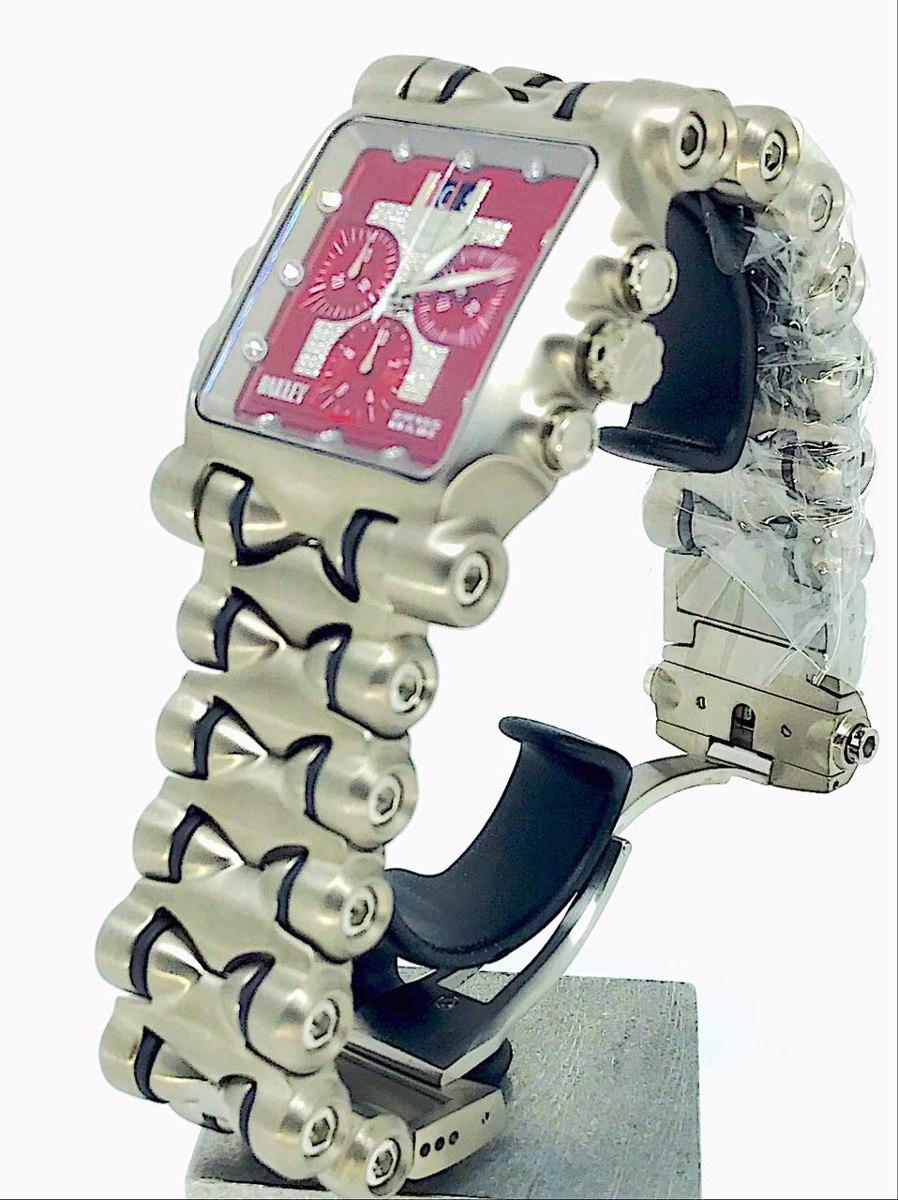 915dadb290689 Relógio Oakley Minute Machine Diamond Red Sem Juros - R  25.000,00 ...