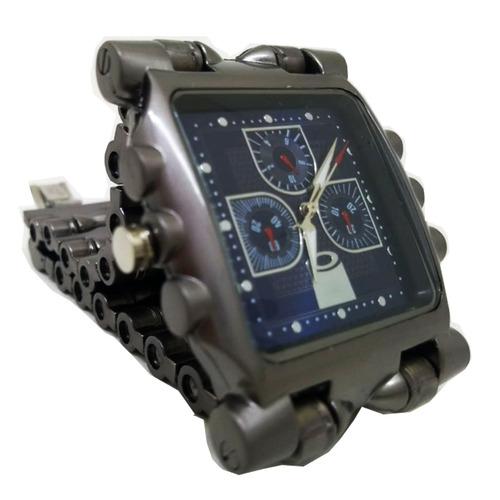 5c94acd1073 Relógio Oakley Tank Minute Machine Importado Styl Top Barato - R  69 ...