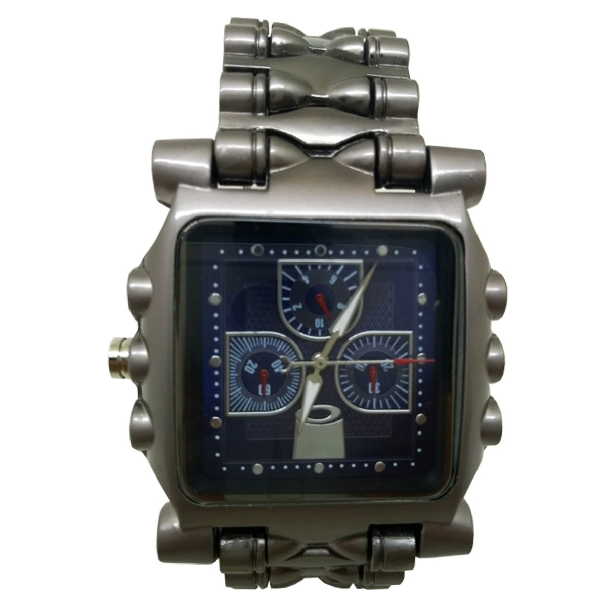 ccad3961043 Relógio Oakley Tank Minute Machine Masculino Style Top - R  69