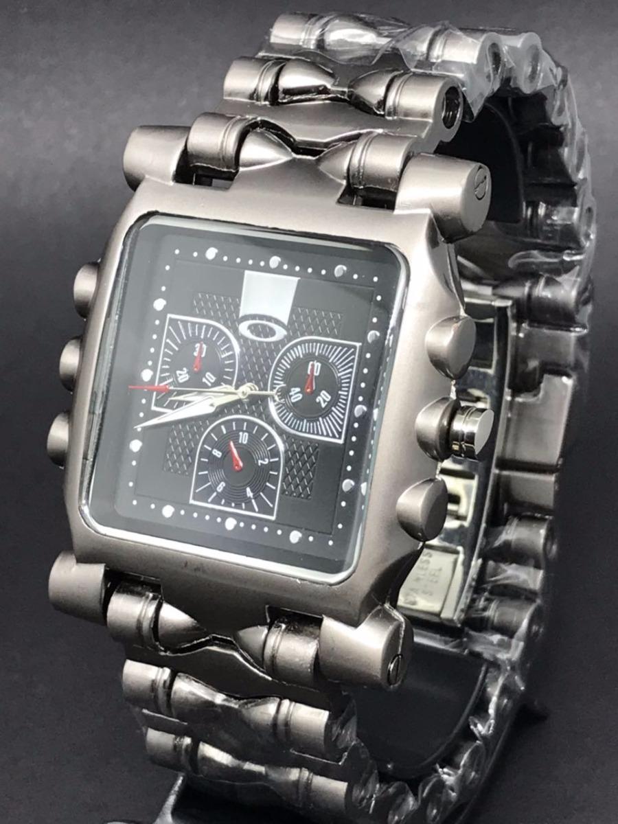 Relógio Oakley Tank Minute Machine Styl Top Barato Promoção - R  58 ... d07c14a0235