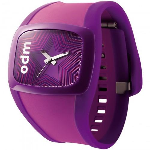 relógio odm o.dd100a-43 lxrl analógico feminino - refinado