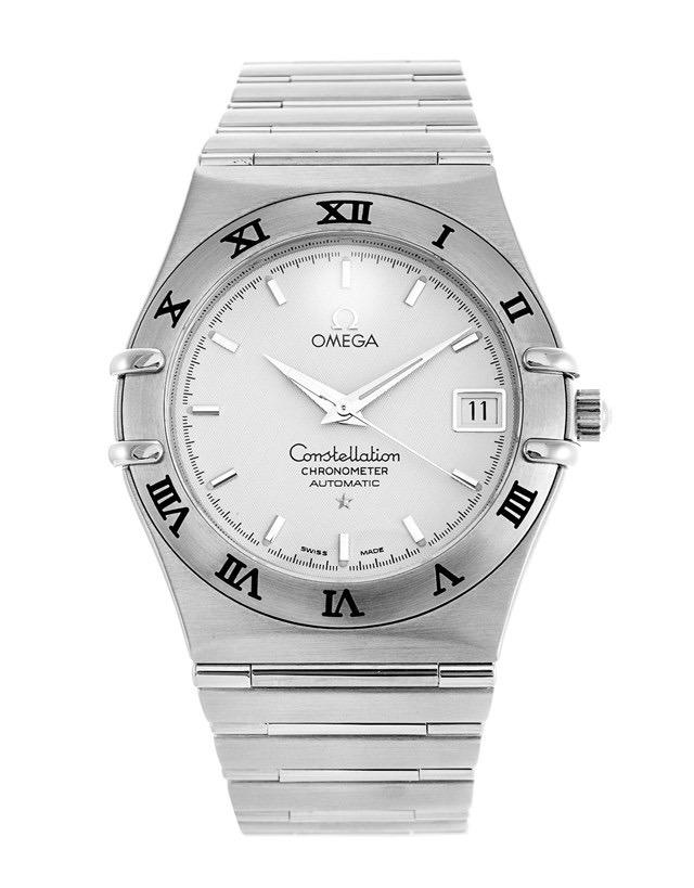 d56421e9f2e relógio omega constellation automatico chronometer aço rolex. Carregando  zoom.
