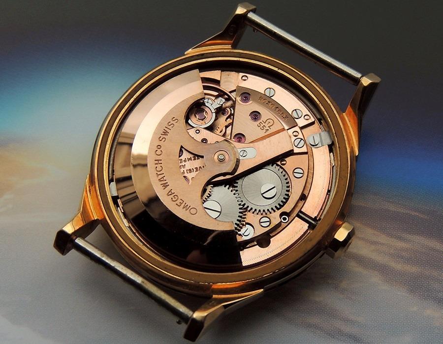 de379f245ef relógio omega constellation nos piepan ouro chronometer. Carregando zoom.
