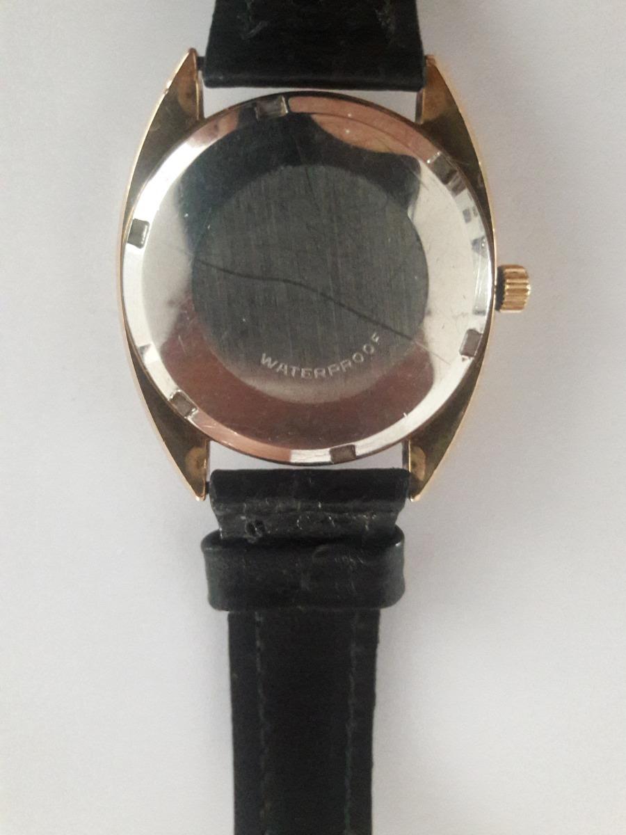 f0c8333c7ad relógio omega de ville folheado a ouro automático com data. Carregando zoom.