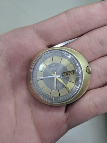 relógio omega dynamic calibre 752 revisado