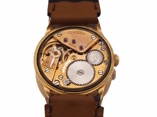 relógio omega estrela 1944 em ouro 18k calibre 260 j19991