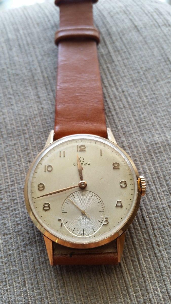 b0df55affb7 Relógio Omega Gold Star Calibre 30 T2 - R  4.499