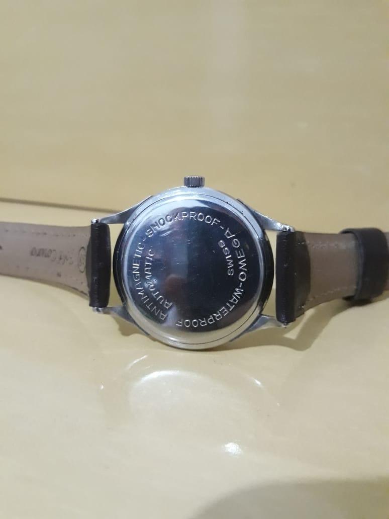 48501bc97ad relogio omega martelo bumper antigo corda manual 1939. Carregando zoom.